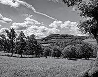 Aveyron in B&W