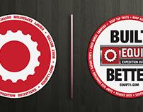"Equipt 2015 ""Built Better"" Campaign"