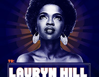 Tribute Flyer to Lauryn Hill