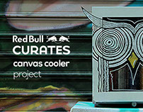 Winner of RedBull Canvas Cooler Project