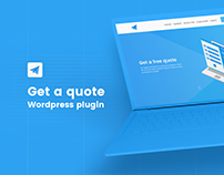 Get a quote - Wordpress plugin