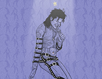 King of Pop.