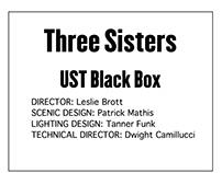 """Three Sisters"" Design Plates"