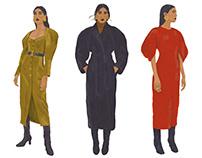 Fashion girls