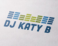 Logo Design for DJ Katy B