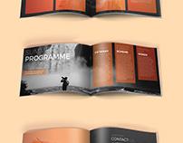 Fantasy Mentoring - Print/Digital Brochure and Website