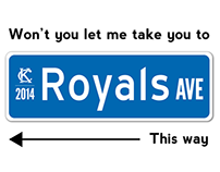 Royals Ave. (formerly known as Baltimore Ave.)