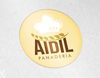 Aidil Panadería -Corporate Identity Design