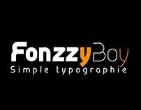 FonzzyBoy font