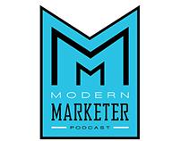 Modern Marketer Podcast Logo