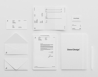 Minimal White Brand Mockup Pack - Download
