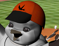 1st Place BPA Oklahoma Computer Modeling - MLB Mascot