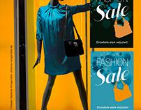 Fashion Sale / Graphic-Design