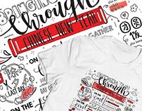 CNY 2018 T-shirt Design - 1