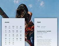 Admin UX/UI