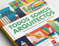 Libro Todos Somos Arquitectos