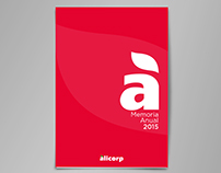 Memoria Corporativa Alicorp 2015