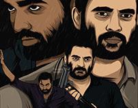 VIKRAM VEDHA | Poster