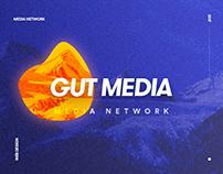 Gut Media Network Landing