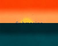Submarine| Typographical Poster