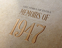 Memoirs of 1947 : Documenting Stories of the Partition