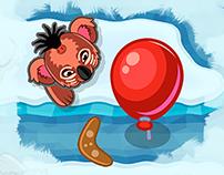 Koalas Balloons Tower Defense