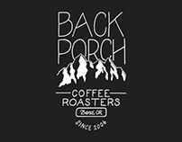 Backporch Coffee Roasters - Mug Design 1