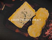 Good Things Await Food on Film 2016