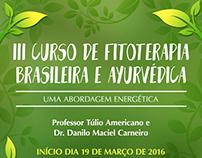 Design Gráfico - Fitoterapia Brasileira