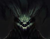 Smoldering Evil