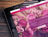 Kesztler Virág / Webdesign