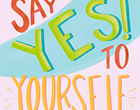 Inspo - Say Yes to Yourself!
