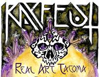 Rayfest Poster