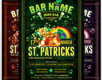 Saint Patricks Poster | Flyer