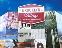 Brooklyn Village Townhouse Development Graphics