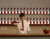 Campari - Unexpected Red // Promotional Video