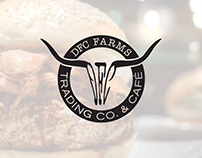 DFC Farms Trading Co. & Café - Branding