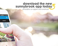 New Sunnybrook Church App Promotion