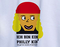 German Society - Philly Kinder (Logo Design)