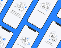 Empty illustration - Flowup app