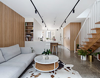 Fitzroy Terrace by Pitch Architecture + Developments