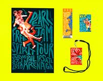 Pearl Jam Concert Package