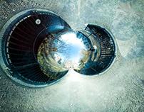 Tiny planets 360 photos, Lightroom edit