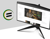 UN Free & Equal Jamaica Website Layout and Design