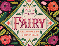 The Fairy Book Cover