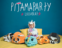 "Pijamaparty - ""Lullabeat"""