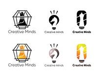 Creative Minds Logos