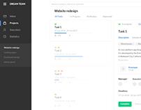 Task manager design