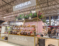 ATENEA / Diseño Stand