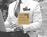The Semel Agency | Logo Design